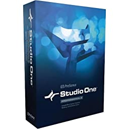 PreSonus Studio One Pro Audio Software