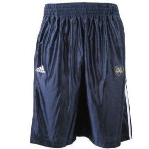 (Notre Dame Fighting Irish Adidas Team Logo Durasheen Shorts - Men - L)