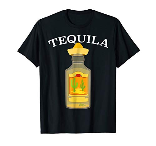 Tequila, Salt, And Lime Funny Matching Halloween T-Shirt ()