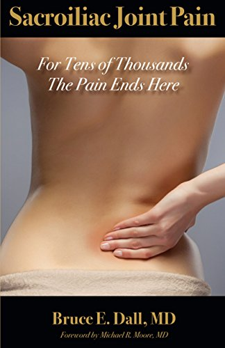 Sacroiliac Joint Pain: For Tens of Thousands the Pain Ends Here