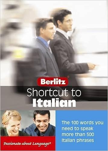 Berlitz: Shortcut to Italian