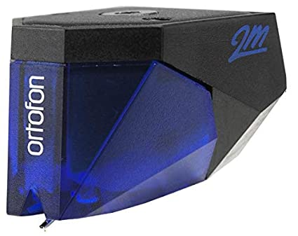 Amazon.com: Ortofon - 2M Blue MM Phono Cartridge Azul ...