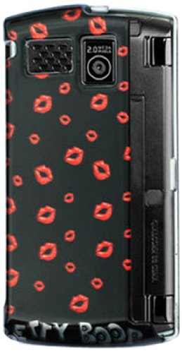 Sanyo 2D Protector Cover for Sanyo Incognito SCP-6760 B299 - Retail Packaging - Black/Red (Cell Cases Phone Sanyo)