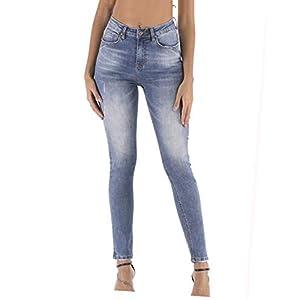 Women's High Waist Totally Shaping Boyfriend Skinny Jeans