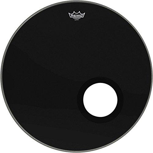 Remo Bass, POWERSTROKE 3, EBONY, 24