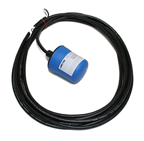 B/W Controls 7010-W-4-C-20 Liquid Level Float Switch - Narrow Angle - SPDT -