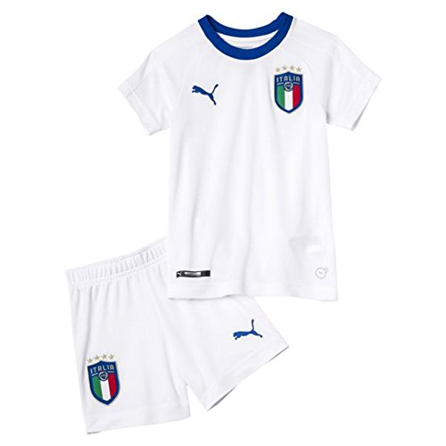 PUMA 2018-2019 Italy Away Mini (Away Little Boys Kit)