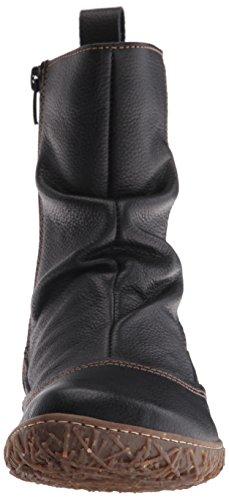 Black Grain Black Mujer El Naturalista Para Black Nido Soft Negro N722 Botines wqtItB6