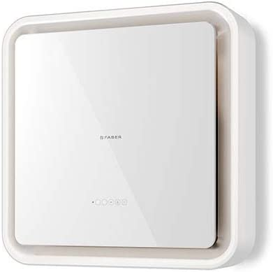 Faber Pyana Aries - Campana extractora de pared (70 cm), color blanco: Amazon.es: Grandes electrodomésticos