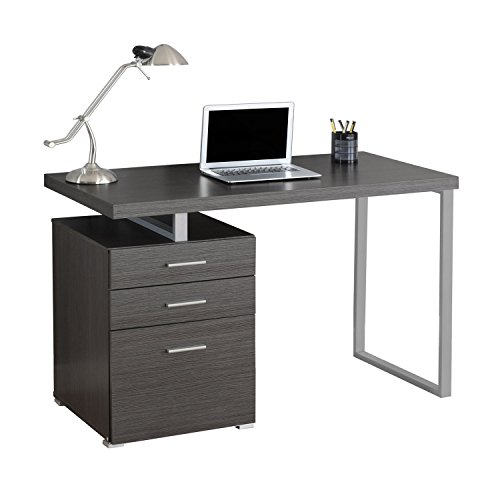 (Monarch Left Or Right Facing Computer Desk, 48