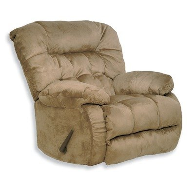 Hazelnut Catnapper Teddy Bear Oversized Chair Chaise Swiv...