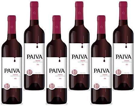 PAIVA | Vino Tinto Crianza Tempranillo, Garnacha, Merlot PAIVA ...