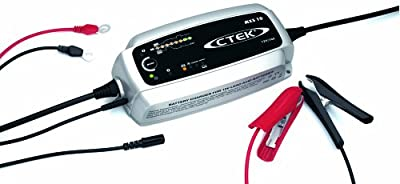 CTEK MXS 10 Pro Battery Charger