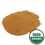 Organic Nutmeg Powder Pouch 2.75 Oz - Starwest Botanicals