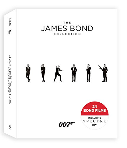 James Bond Collection, The Blu-ray by MGM (Video & DVD)