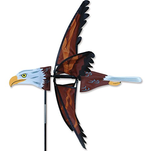 - Premier Kites 25 in. Flying Eagle Spinner
