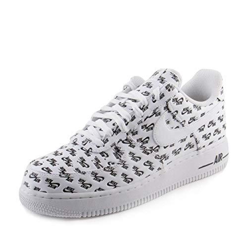 NIKE Mens Air Force 1 07 QS Basketball Shoes