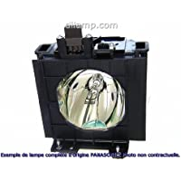 PT-AX200U Panasonic Projector Lamp Replacement. Projector Lamp Assembly with Genuine Original Philips UHP Bulb inside.