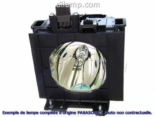 PT-DW6300 Panasonic Twin-Pack Projector Lamp Replacement