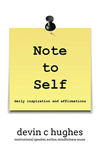 Note to Self: Daily Inspiration & Affirmations (English Edition)