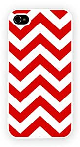 Chevron Print 1 Cell Phone Funda Para Móvil Case Cover for iPhone 5 / 5s