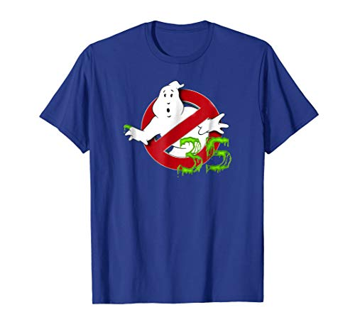 Ghostbusters 35th Logo On Lights T-shirt