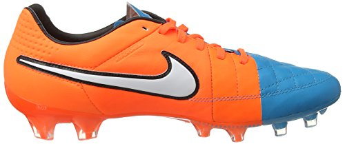 Footbal black hyper Shoes s Turquoise Tiempo Men Legend White Crimson rkis V FG NIKE Neo 418 T Fq1YZF