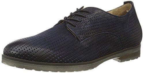 Mjus 361104-0102-6357, Zapatos de Cordones Derby para Hombre Blau (Space)