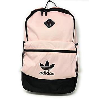 Image of Adidas Original Base Backpack, Icey Pink/Black/White, One Size
