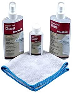 Char-Broil Stainless Steel Grill Care Kit