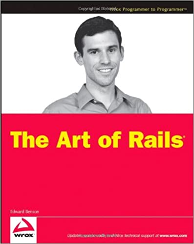 Book The Art of Rails: The Coming Age of Web Development (Programmer to Programmer)
