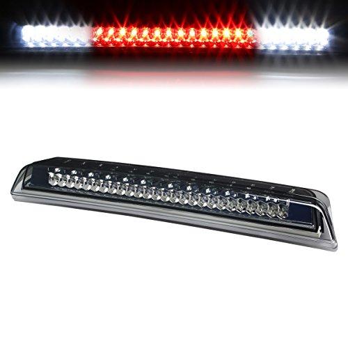 For Nissan Frontier D40 / Titan A60 Rear High Mount LED 3rd Brake/Cargo Light (Smoke Lens)