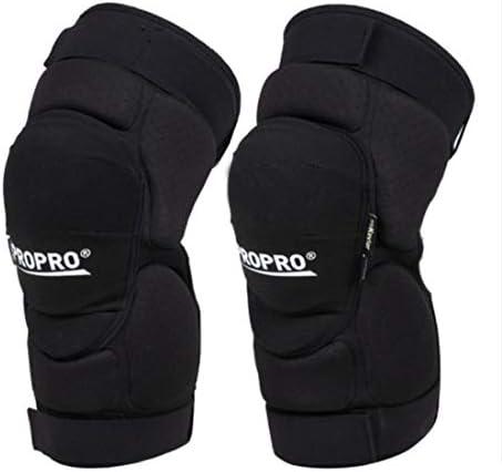 LilyAngel スケート膝パッド大人通気性調節可能アラミド繊維モトクロスMTB新ガードサイクリングスケーティング (サイズ : M)