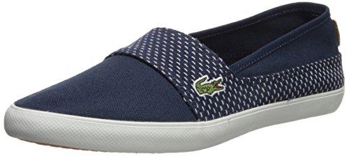 Lacoste Womens Marice Sneaker Blu Scuro