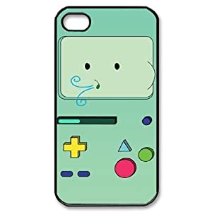 Beemo Adventure Time The Unique Printing Art Custom Phone Case for Iphone 4,4S,diy cover case ygtg588895