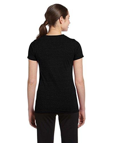 Sport Triblend maniche da donna shirt a T corte Hsgdd di SwqTZx6
