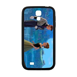 SKULL Frozen Princess Anna and Hans Cell Phone Case for Samsung Galaxy S 4
