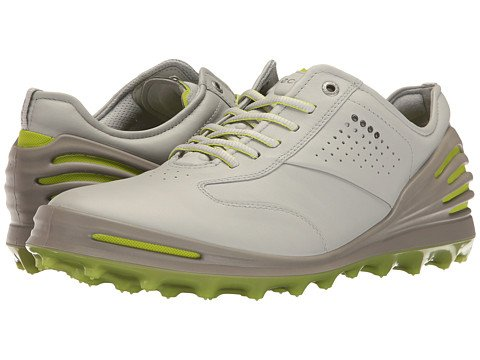 (エコー) ECCO メンズゴルフシューズ靴 Cage Pro [並行輸入品] B06ZY2PTGW 44 (US Men's 10-10.5) (n/a) D - M Concrete