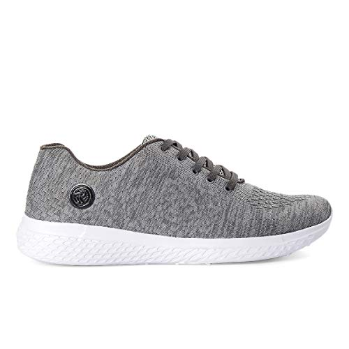41 YDNWmsCL. SS500  - Bacca Bucci® Running Shoes Men Lightweight Fashion Sneakers Walking Footwear Tennis Athletic Shoes Slip-On for Outdoor Sport Gym Jogging Big Size UK-11 to 13
