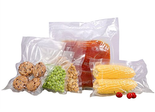 Geryon Vacuum Sealer Bags for Food Storage and Sous Vide Cooking, BPA free