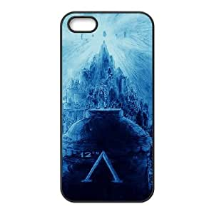 iPhone 5 5s Cell Phone Case Black Atlantis The Lost Empire D2280767