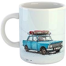 Westlake Art - Coffee Cup Mug - Car Motor - Modern Picture Photography Artwork Home Office Birthday Gift - 11oz (*9m-d89-214)