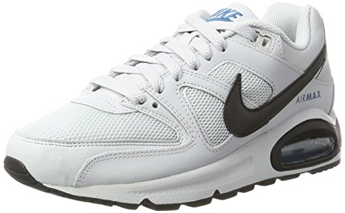 Air Air Air Homme Homme Homme Homme platinepur Blanc Command Baskets bleuindustrial Max Mode Nike noir Zq4Pdxd