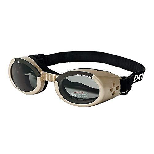 Doggles ILS Extra Small Chrome Frame and Smoke Lens ()