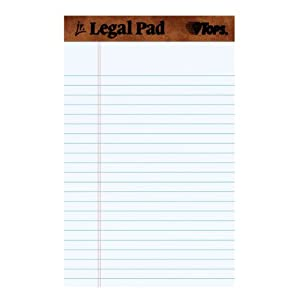 TOPS The Legal Pad