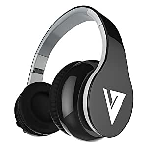 Bluetooth Headphones, Vomercy Over Ear Headphones Wireless Headphones Music Stereo Headphones with Mic