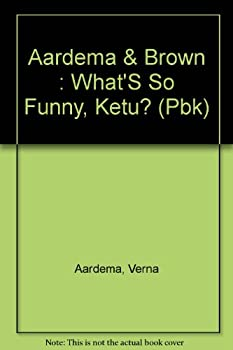 What's So Funny, Ketu?: A Nuer Tale 0140547223 Book Cover