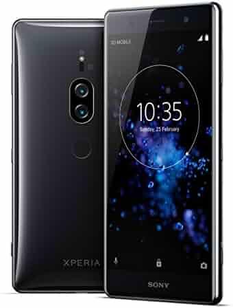 Sony Xperia XZ2 Premium Unlocked Smarphone - Dual SIM - 5.8