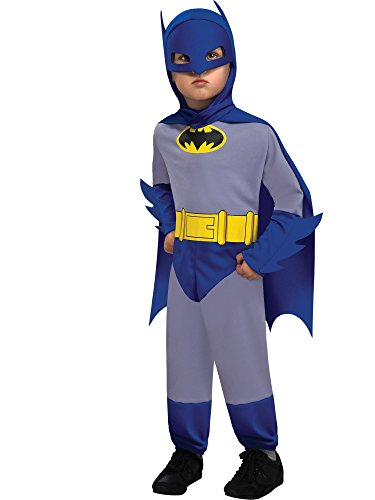 Batman The Brave and The Bold Toddler Romper Costume