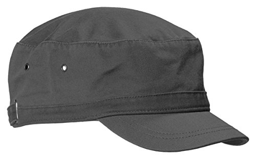 Bagedge Accessories Big (Big Accessories Bagedge Short Bill Cadet Cap, CHARCOAL, One Size)